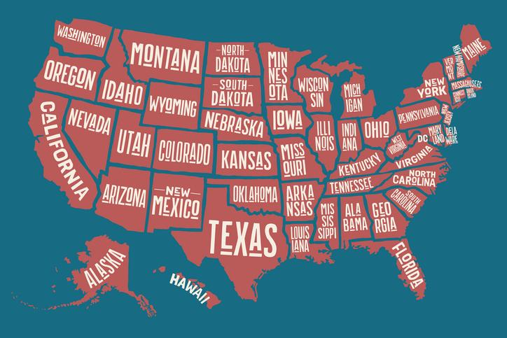 Top States with HIV AIDS Dating in the USA